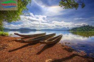 Tour du lịch Buôn Mê Thuột: Chùa Khải Đoan - thác Dray Nur