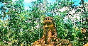 Du lịch Phan Thiết Đà Lạt: Tháp Poshanư - Đường Hầm Đất Sét