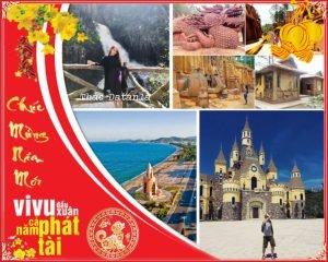 Tour Nha Trang Đà Lạt